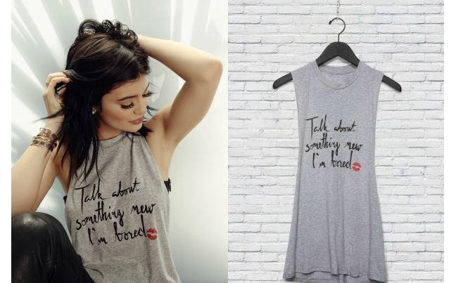 Kylie Jenner Lip T-Shirt