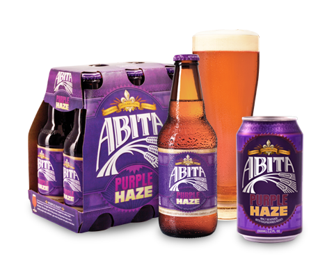 Abita Purple Haze - 7