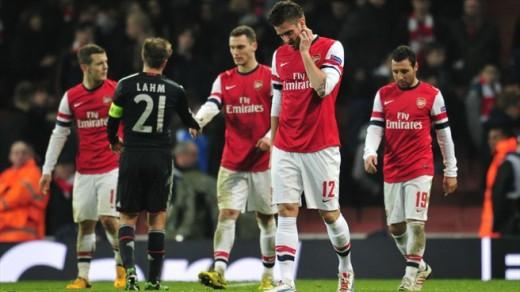 Arsenal FC - 3