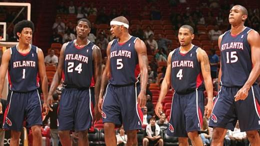 Atlanta Hawks - 3