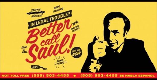 Better Call Saul -1