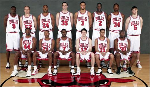 Chicago Bulls - 6
