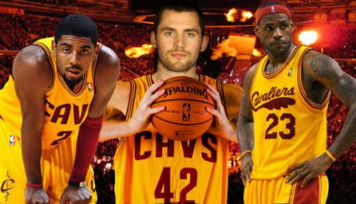 Cleveland Cavaliers - 2