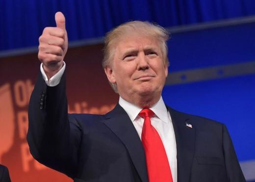 Donald Trump - 1
