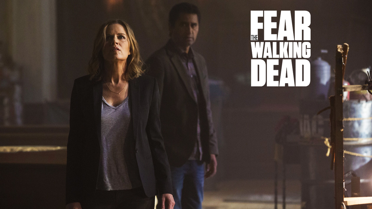 Bs To Fear The Walking Dead Staffel 2