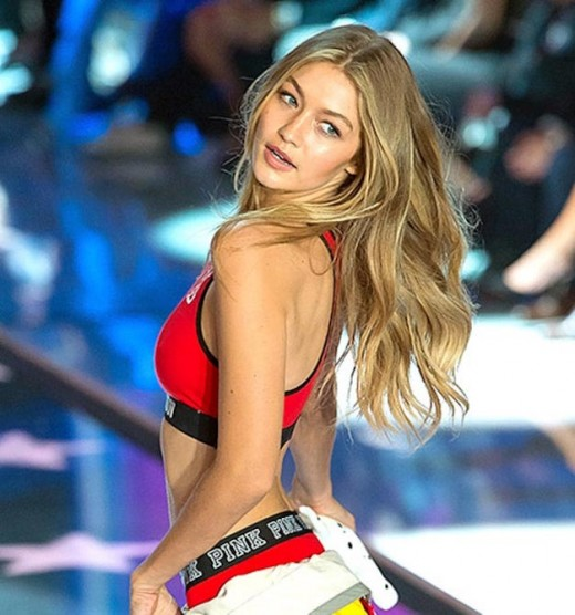 Gigi Hadid at Victoria's Secret Fashion Show