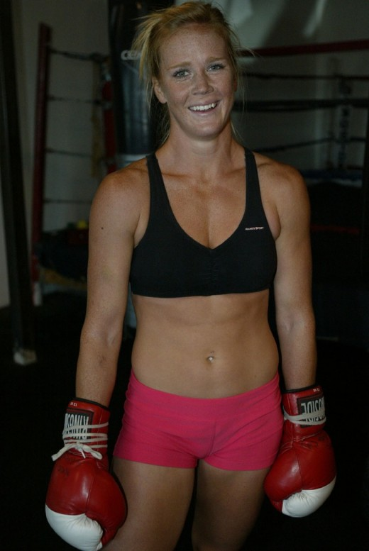 Holly Holm - 2