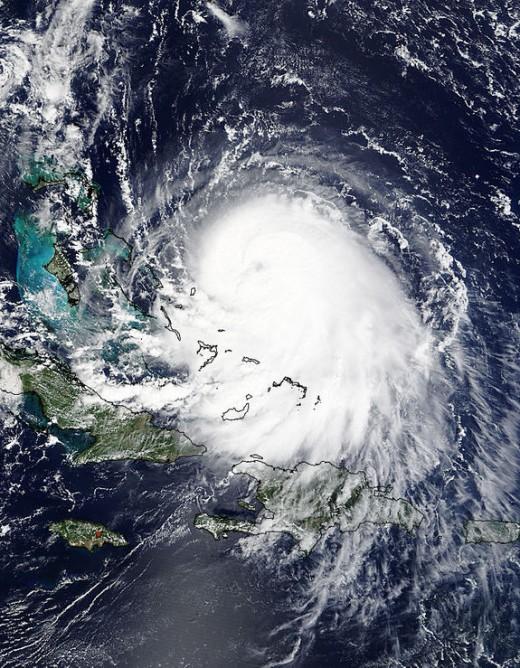 Hurricane Joaquin - 2