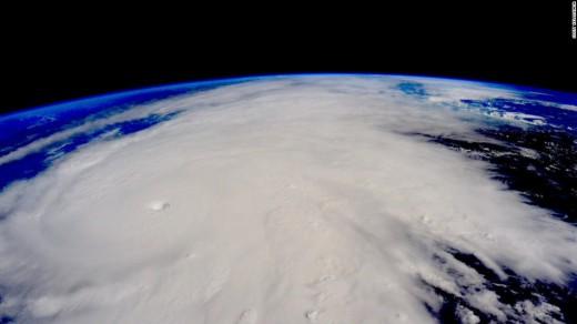Hurricane Patricia - 1