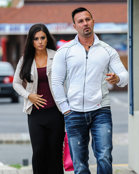 Jenni JWoww Farley and Roger Mathews - 7