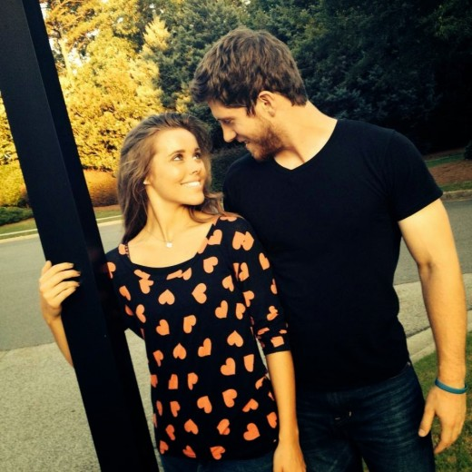 Jessa Duggar and Ben Seewald - 6