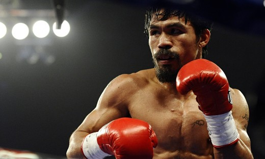 Manny Pacquiao - 4