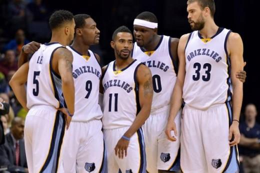 Memphis Grizzlies - 9