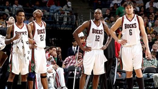 Milwaukee Bucks - 5