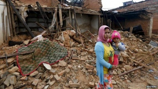 Nepal Earthquake - 5