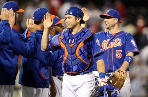 New York Mets MLB team -1