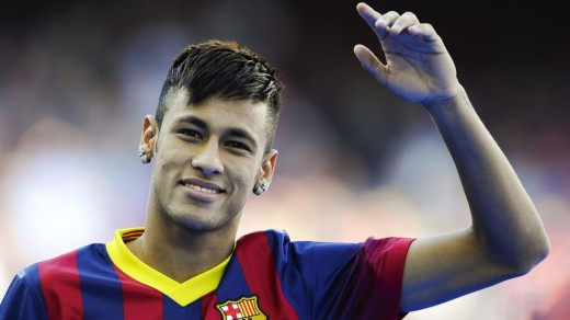 Neymar da Silva Santos Jr - 3