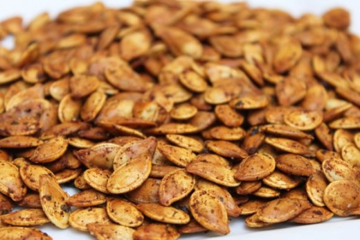 Pumpkin Seed Recipes - 1