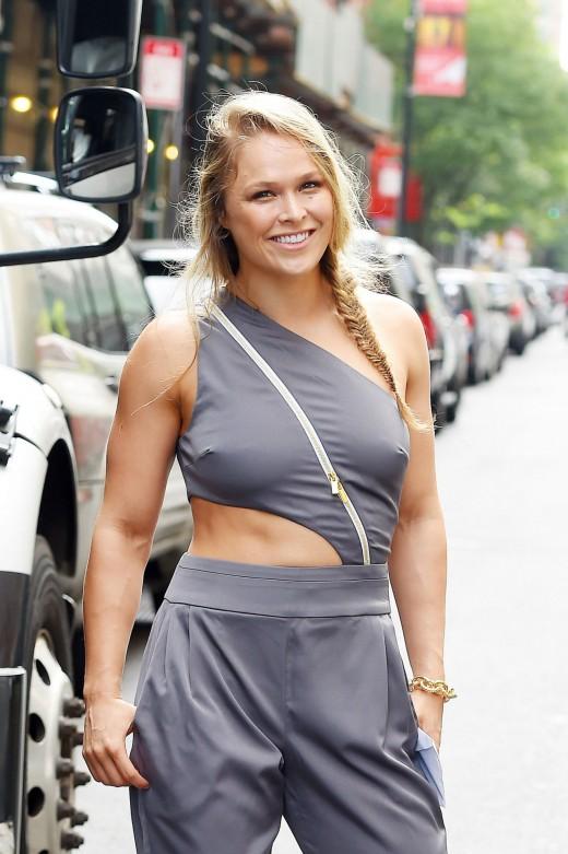 Ronda Rousey - 1