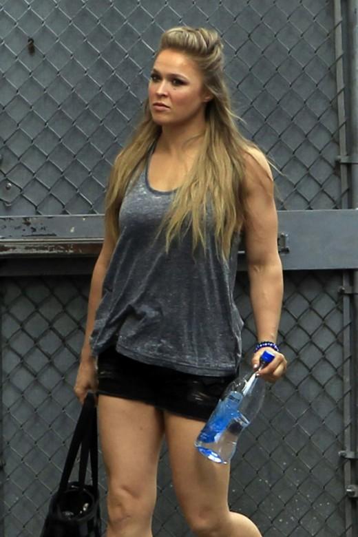 Ronda Rousey - 3