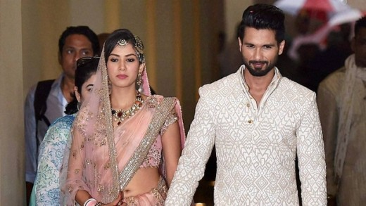 Shahid Kapoor and Mira Rajput - 10
