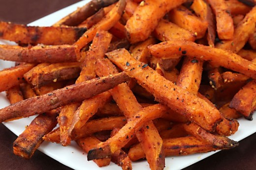 Sweet Potato Fries Recipe - 2