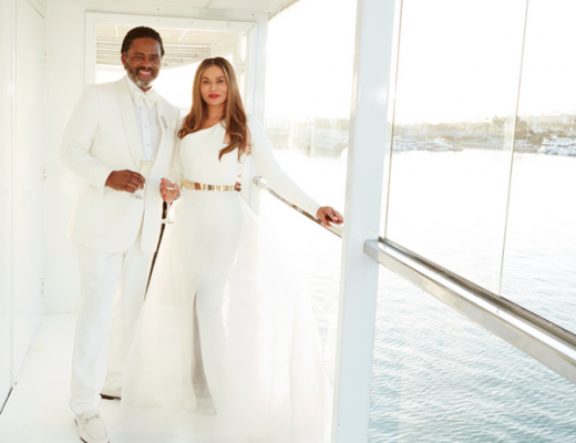 Tina Knowles and Richard Larson - 5