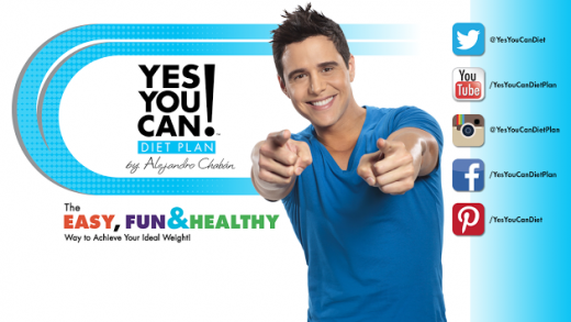 Yes You Can Diet Plan - 10