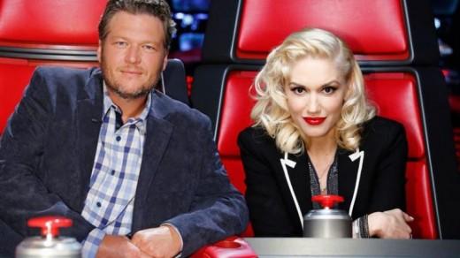 Blake Shelton & Gwen Stefani