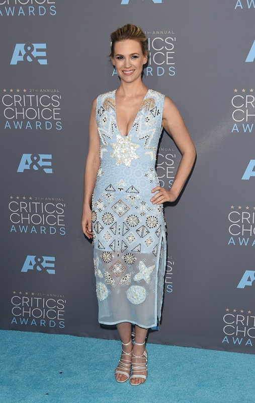 Critics' Choice Awards 2016 Red Carpet Pictures