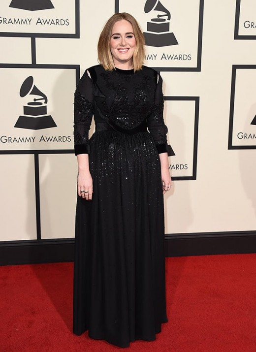 adele-grammys-2016-grammy-awards-best-dressed