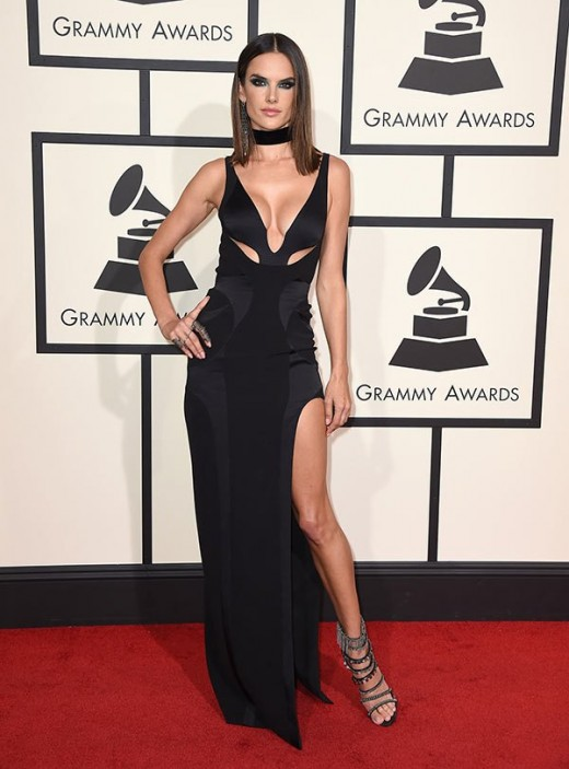 alessandra-ambrosio-grammys-2016-grammy-awards-best-dressed