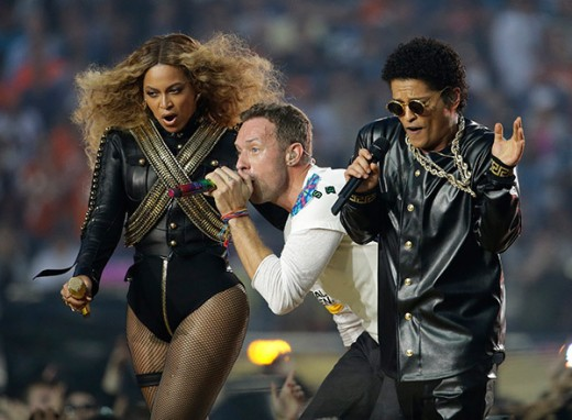 Beyonce's Super Bowl Performance