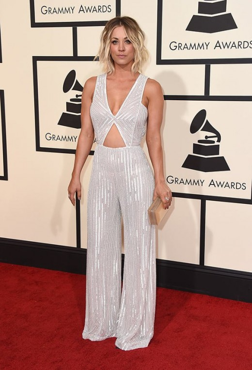 kaley-cuoco-grammys-2016-grammy-awards-best-dressed