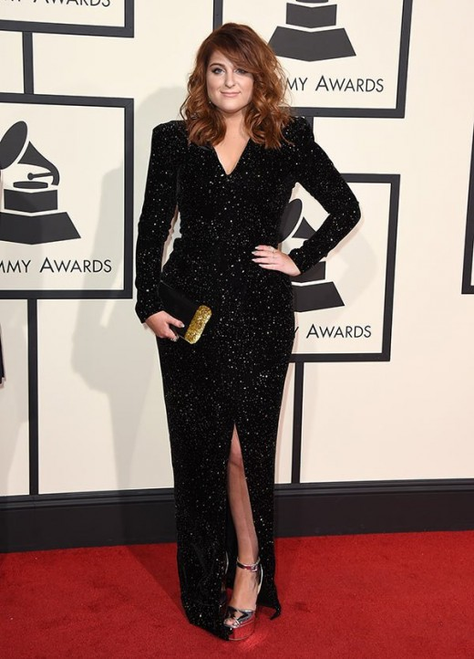 meghan-trainor-2016-grammy-awards-best-dressed