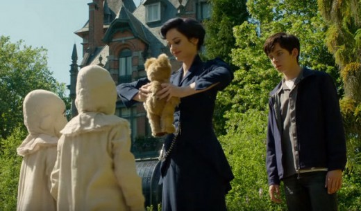 Trailer of Miss Peregrine's Home