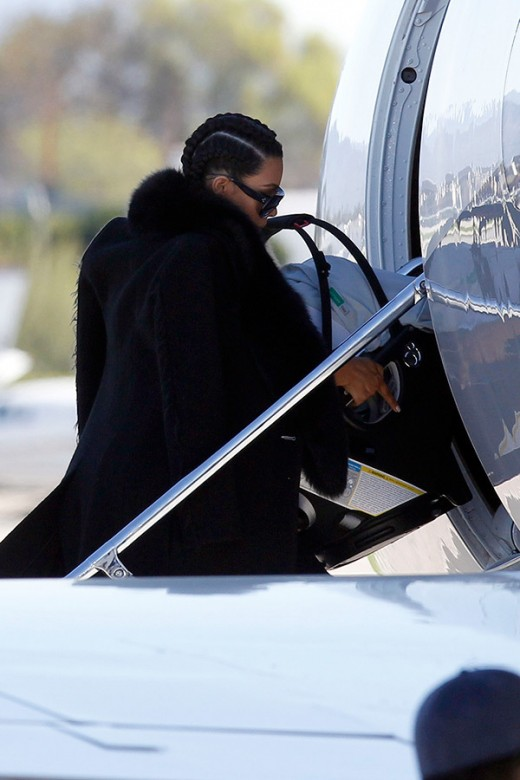 Kim Kardashian's son Saint West