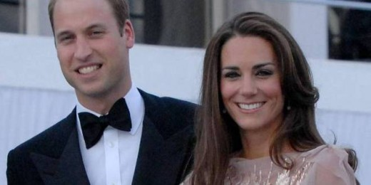 Prince William and Kate Middleton Visit India