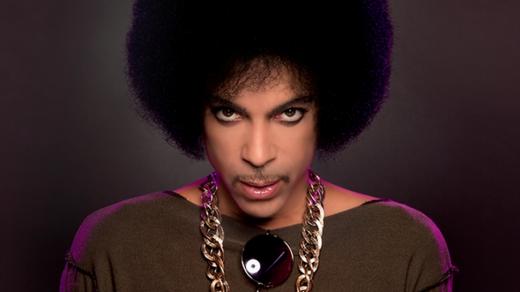 Pop Singer Prince