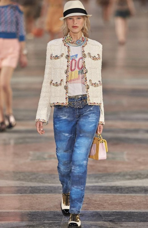 Chanel stage 'cruise' fashion collection in Cuba 2016