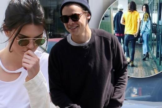 Kendall Jenner Loves Harry Style Short Hair