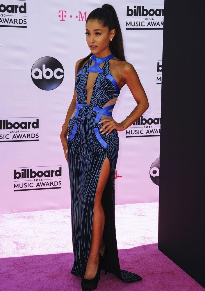 Billboard Music Awards 2016 Pink Carpet Fashion Style