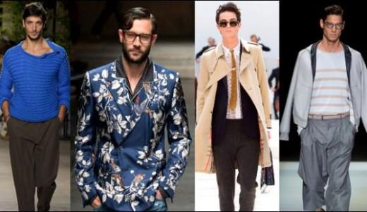 Men's fashion week starts in Milan