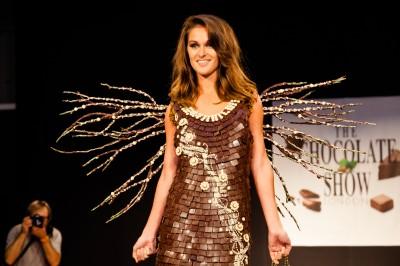Chocolate fashion show 2016 London