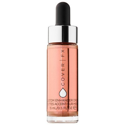 cover fx custom enhancer drops rose gold