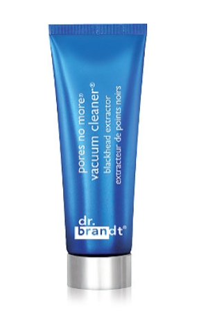 dr brandt pores no more vacuum cleanser blackhead extractor