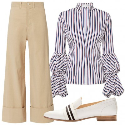 Summer Ready button down Blouses