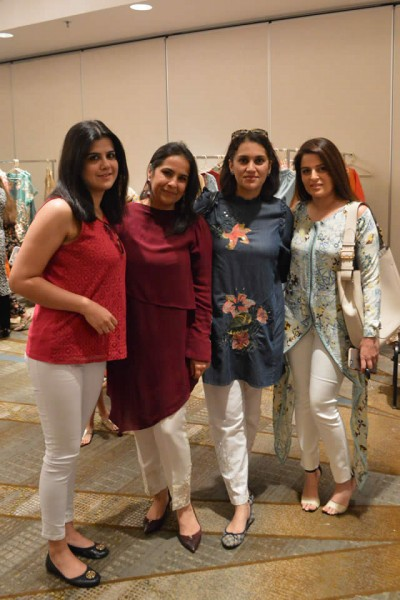 Pakistani Exhibition at the Annual Trunk Show Washington