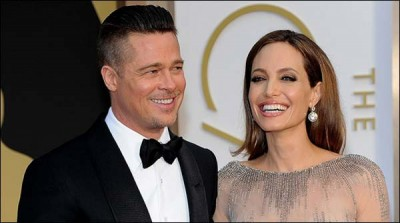 Picture Story of Angelina Joolie and Brad Pitt