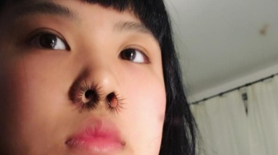 Nose Hair Trend